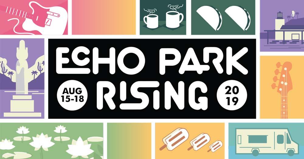 Echo Park Rising Facebook Banner